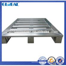 Fabricantes vendedores calientes de la paleta de aluminio del nuevo producto para mercancías que llevan