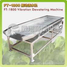 Máquina de deshidratación de vegetales vibratorios, deshidratador de vegetales