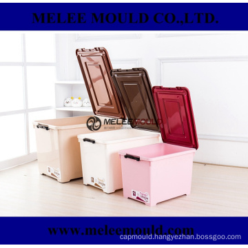 Plastic Different Storage Box Modular Container Mould