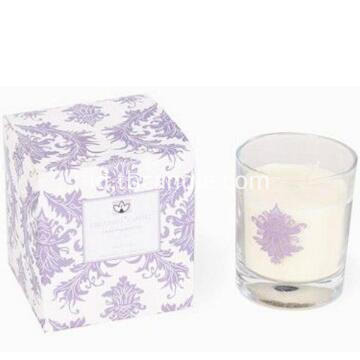scented rational 100% natural soy wax candles