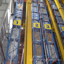 China Manufacturer Automated Asrs Racking