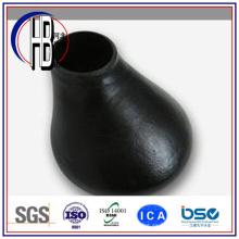 Reductor excéntrico del acero de carbono de la soldadura a tope A234 / A105 a la venta