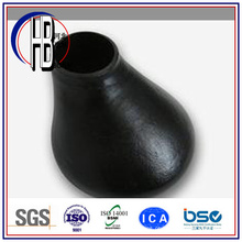 Redutor excêntrico do aço carbono do encaixe de aço da solda de extremidade A234 / A105 para a venda