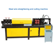 Steel Rebar Straightening Machine