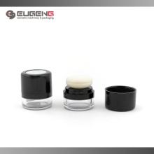 Loose face powder container with sponge wholesale