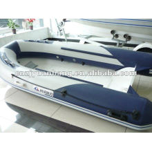 Barca tierno bote inflable de casco rígido RIB330