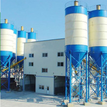 Readymade  Wet Concrete Batching Mixer Plant