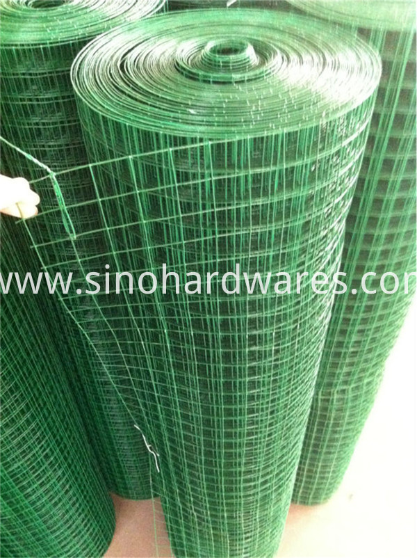 pvcwelded wire mesh