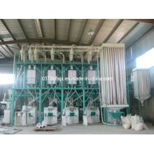Fraiseuse à farine 100-120 tonnes par jour, farine de maïs