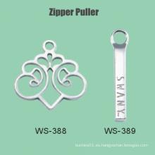 Colgantes de aleación, accesorios decorativos para bolsos