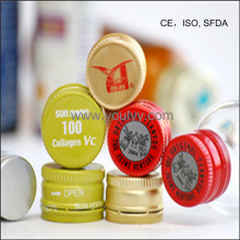 Aluminum Thread Cap