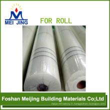 treillis en fibre de verre résistant aux alcalis pour la fabrication de mosaïques de MEIJING