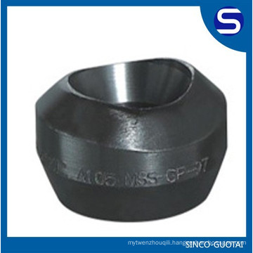 ASTM B16.11 a105 carbon steel threadolet