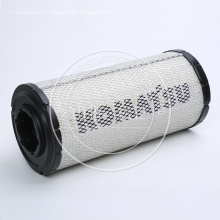 KOMATSU Filtro de ar interno externo Elemento filtrante 600-185-6100