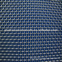 Crimped Wire Mesh Low -Carbon Steel Manufacturer