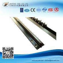 T89/B machined guide rail