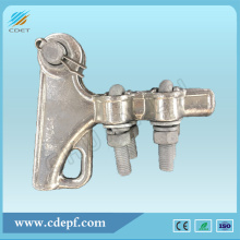 Professional Manufacturer for Offer Strain Clamp, Bolt Type Strain Clamp, Wedge Type Strain Clamp from China Supplier Aluminum Alloy NLL Type Bolted Aerial Strain Clamp export to South Korea Factory