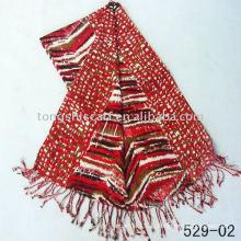 Кашемир, как акрил шарф