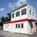 Insulated Prefabricated Building with Ce Certification