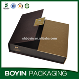 Exquisite and luxury cardboard paper mooncake boxes for gift
