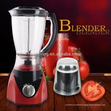 Pot de haute qualité 1.5L PS ou PC Jar 2 Vitesses Alimentation électrique Blender