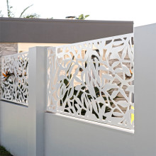 Laser Cut Metal Screen For Decoration