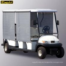 Sonnenschirm 8 Sitzer Trojaner Elektrisch Sightseeing Auto