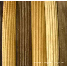 Tissu en nylon / poly velours (CHX-110)