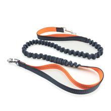 Pet Dog Training Collar Leash 2 alças extra longa chumbo