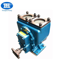 Hot sale for PTO Fuel Oil Gear Pump Self-priming dump tank truck pump export to Qatar Factory
