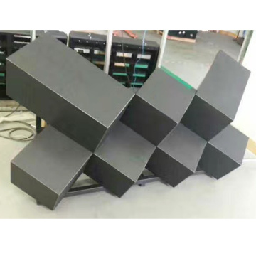 DJ Full Color P4 Customized Led Screen