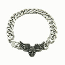 Löwenkopf Armreif Armband