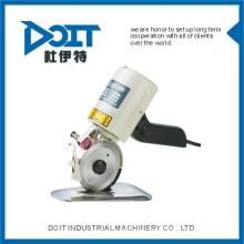 DT-90B ronda cuchillo cortadora, máquina de corte de tela