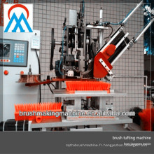 Machine automatique de fabrication de brosse de commande numérique par ordinateur de 2 axes faite en Chine