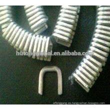 Clip de aluminio U Clip 506 para bolso de red pomelo