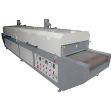 Forno infravermelho industrial do transporte da tela de toque da superfície da lente