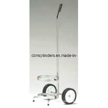 M60 Single Oxygen Cylinder Cart (OD=185mm)
