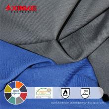 Tela funcional da radiação anti-ultravioleta de T / C para o workwear protetor