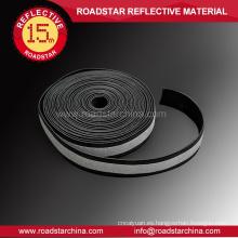 Conspicua banda reflectante resistente al desgaste de lycra