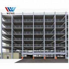 Metal Frame Durable Commercial Prefabricated Building Steel Structure Hotel