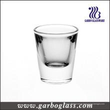 2oz taza de vidrio de disparo claro (GB070402H)