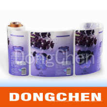 Self-Adhesive Cosmetic Rolling Label Sticker
