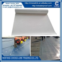 for building 2mm polyester reinforced TPO waterproof membrane