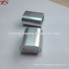 Hohe Qualität uns Typ Aluminium ovale Ärmel