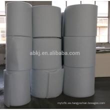 Filtro de aire pre filtro de tela de poliéster