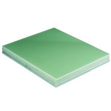 1/8 '' dickes fr4 epoxy fiberglas blatt / bord / platte