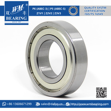 40 * 80 * 18mm 6208 Open Zz 2RS Deep Groove Ball Bearing