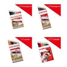 Набор канцелярских принадлежностей для рисования красок