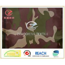 210t Poly Taffeta Desert Camouflage Printing Fabric (ZCBP177)