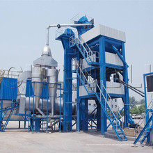 Fabricante de alta calidad de la planta de mezcla del asfalto